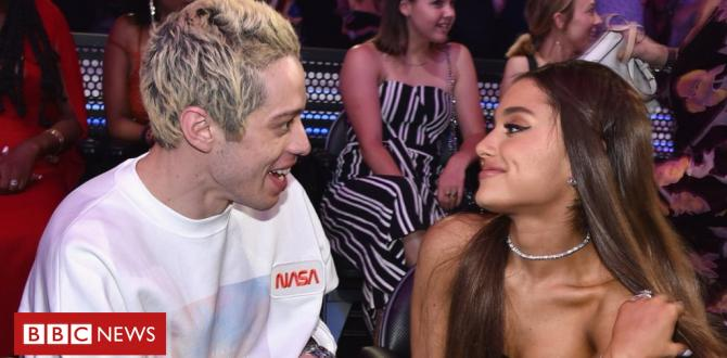 a temporary history of Ariana Grande and Pete Davidson's dating
