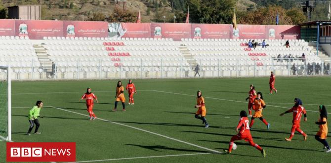 Afghan women's soccer dream turns into nightmare