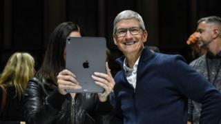 Apple to create $1bn Texas base
