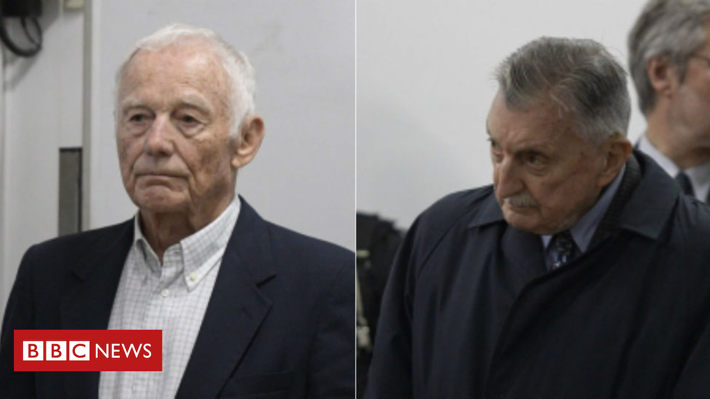 Argentina Grimy War: Two former Ford executives jailed
