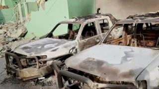 BBC reporter's terrifying days amid Taliban assault on Ghazni