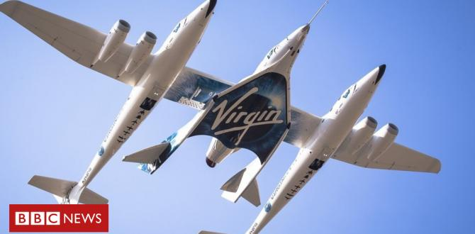 Branson's Virgin Galactic successfully reaches space