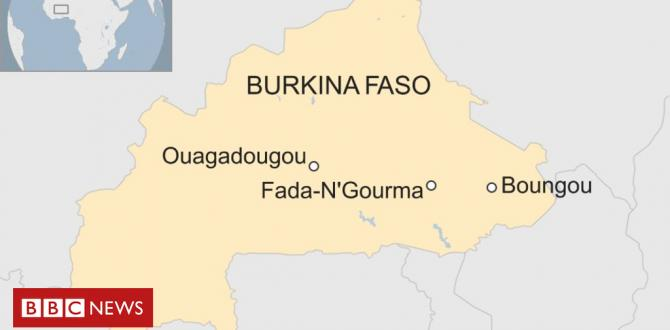 Burkina Faso: 4 police among 5 useless in IED blast