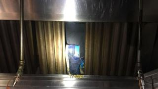 California man freed after two days trapped in restaurant grease vent