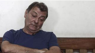 Cesare Battisti: Brazil 'issues arrest warrant' for ex-militant