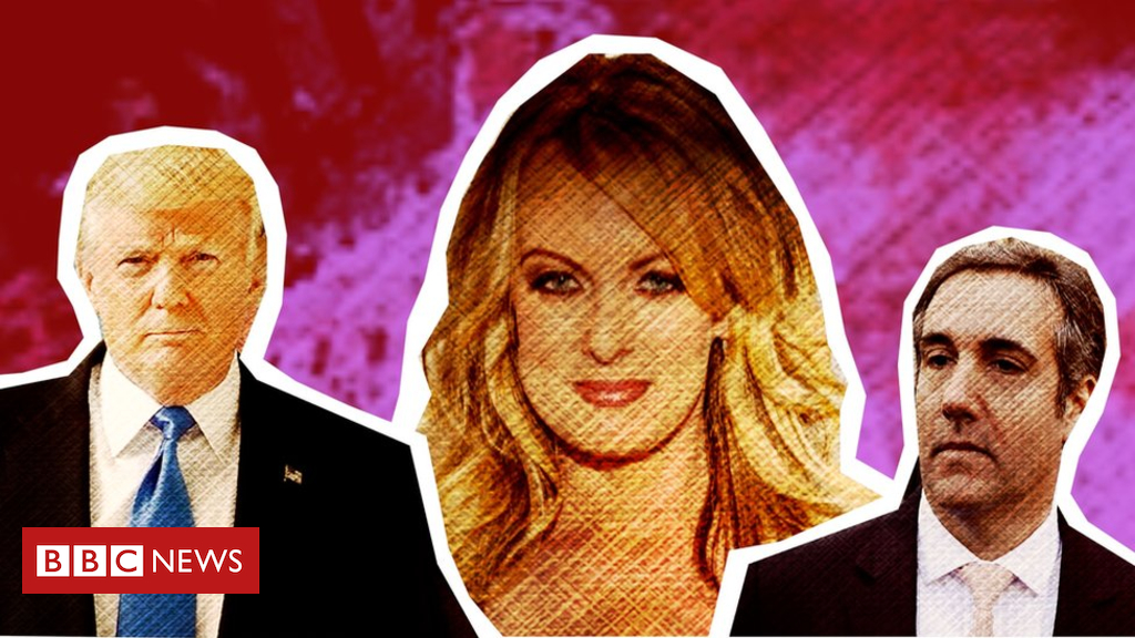 Could a porn celebrity cost convey down Trump?