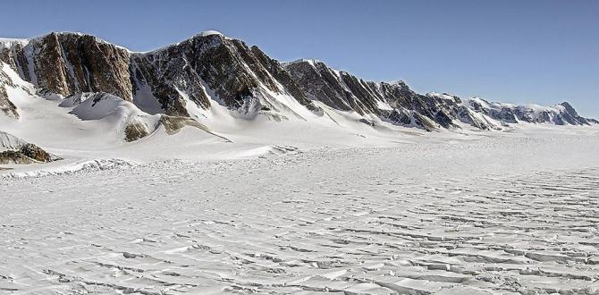 East Antarctica's glaciers are stirring