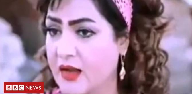 Egypt singer held for 'inciting debauchery' in tune video