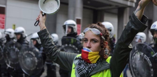 France gasoline protests: 80-12 months-vintage woman killed in Marseille