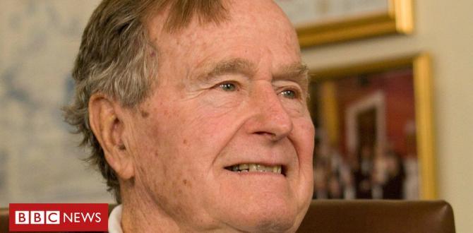 George Bush Senior dies on the age of 94