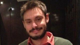 Giulio Regeni: Italy names Egyptian police in murdered scholar case