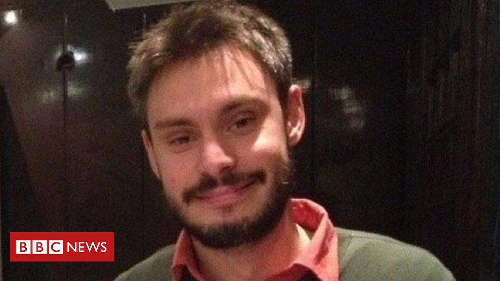 Giulio Regeni: Italy names Egyptian police in murdered scholar case