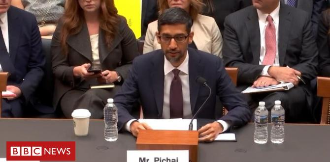 Google chief denies political bias claims
