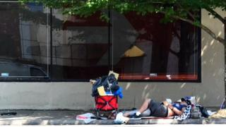 Homeless in US: A deepening concern on the streets of America