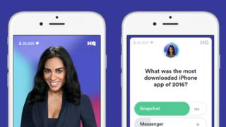 HQ Trivia: The loose app freely giving lots of kilos