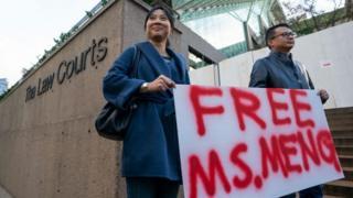 Huawei arrest puts 'bullseye' on Apple