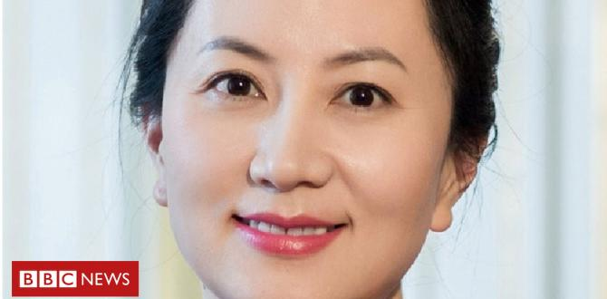 Huawei: The lifetime of Chinese Language tech heiress Meng Wanzhou