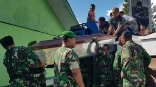 Indonesia assault: Gunmen kill 24 building employees in Papua
