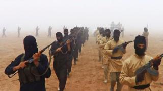 Islamic State staff: The Entire story