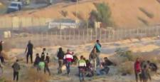 Israeli soldiers attacked Palestinians: 22 wounded
