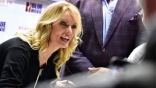 Judge orders Stormy Daniels to reimburse Trump's felony charges
