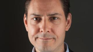 Michael Kovrig: Canadian ex-diplomat 'held in China'