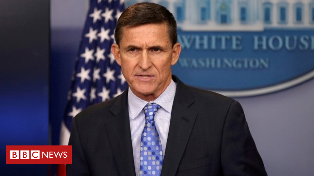 Mueller investigation: No prison time looked for Trump ex-adviser Michael Flynn