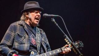 Neil Young says Hyde Park show will proceed without Barclaycard as sponsor