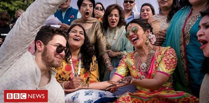 Newly-wed Priyanka Chopra and Nick Jonas have Hindu ceremony