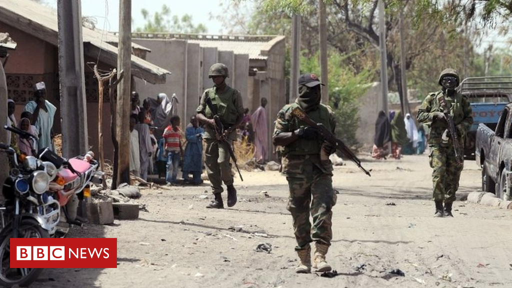 Nigerian military lifts Unicef ban after 'spy' row