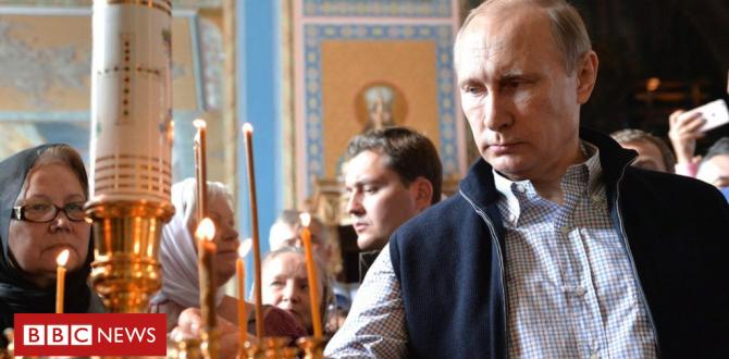 Putin forged as national saviour prior to Russia election