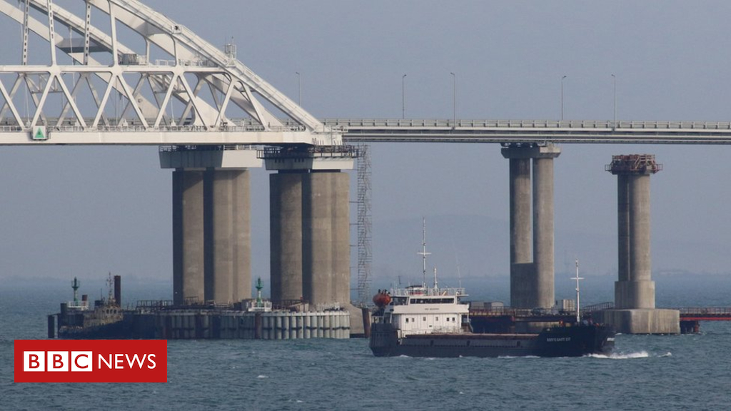 Russia 'partially unblocks' Ukraine ports