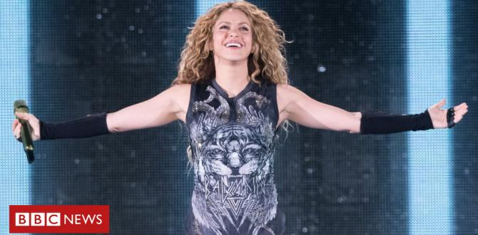 Shakira: Colombian pop celebrity accused of tax evasion in Spain