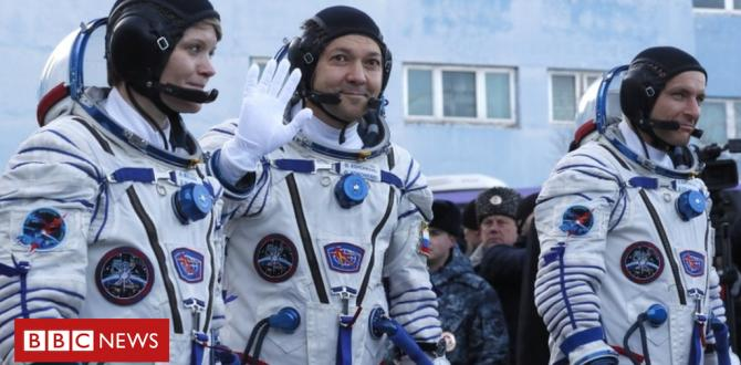Soyuz rocket: First astronauts launch into house on account that failure