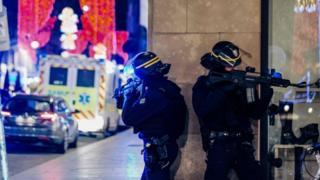 Strasbourg capturing: France hunts gunman as alert degree raised