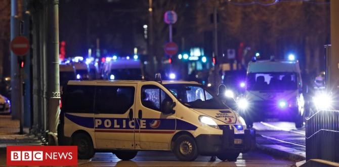 Strasbourg: Christmas marketplace attacker 'shot dead'