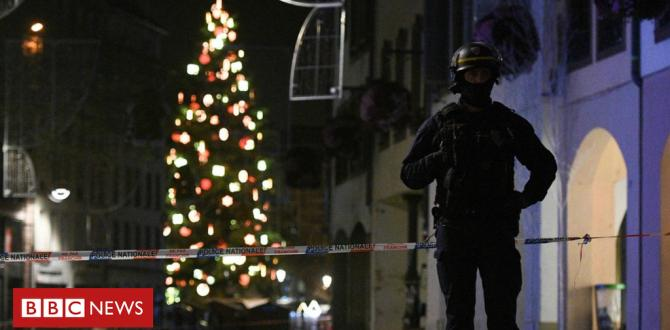 Strasbourg shooting: Face to stand with gunman