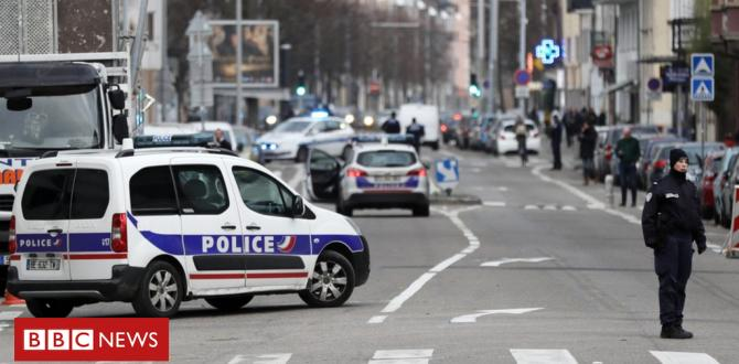 Strasbourg shootings: Armed police mount operation in Neudorf district