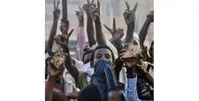 Sudan Intelligence : 'behind the protests Israel's'