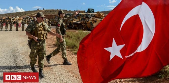 Syria warfare: Turkey warns of fresh anti-Kurd offensive in north