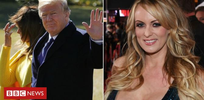 The Stormy Daniels-Donald Trump story defined