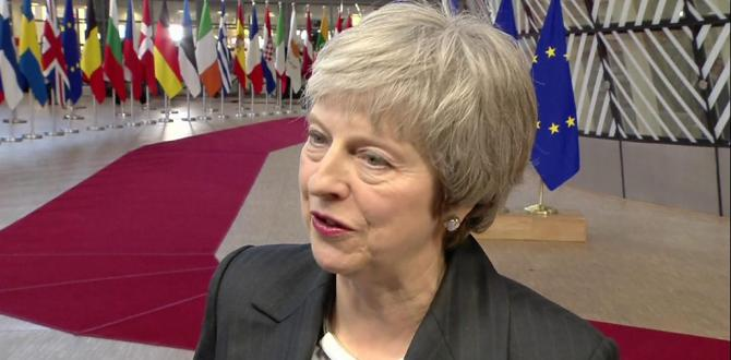Theresa Would Possibly goes public with time limit on premiership