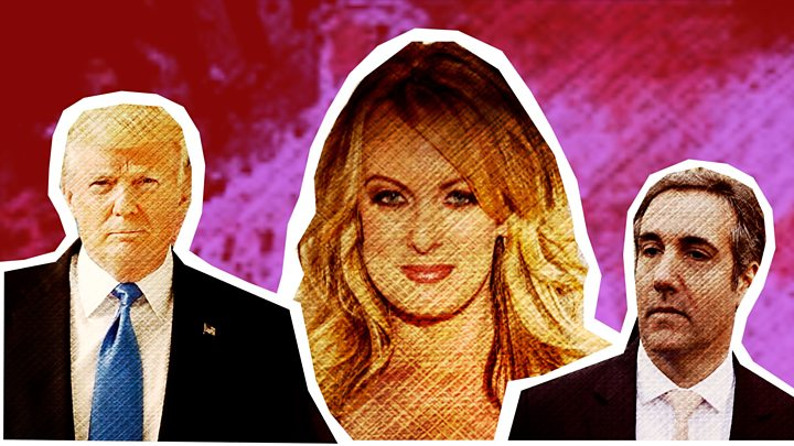 Trump insults Stormy Daniels as 'Horseface' as case dismissed