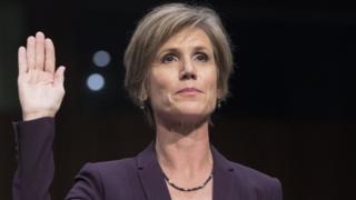 Trump's high-profile sackings