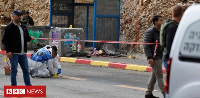 Two Israelis killed amid spate of West Financial Institution attacks