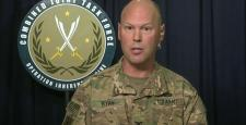U.S. troops from the Turkish military apologized