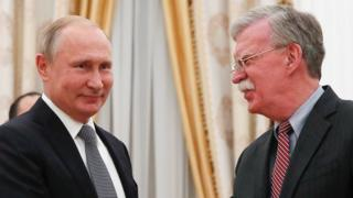 US-Africa: Bolton unveils plan to counter Russia and China influence