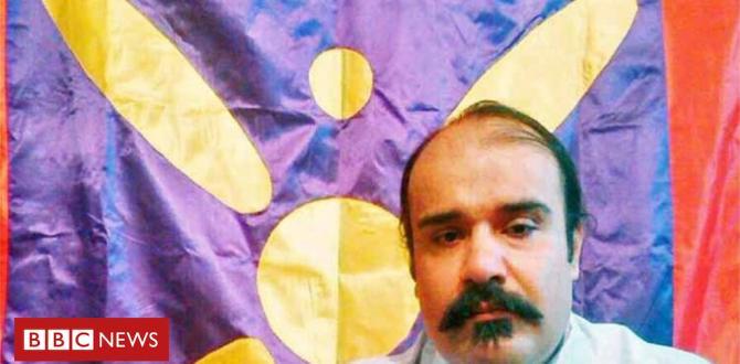 Vahid Sayadi Nasiri: Jailed Iran activist dies on hunger strike