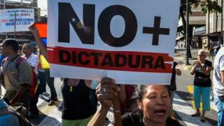 Venezuela crisis: WHAT'S behind the turmoil?