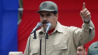 Venezuela crisis: WHAT'S behind the turmoil?
